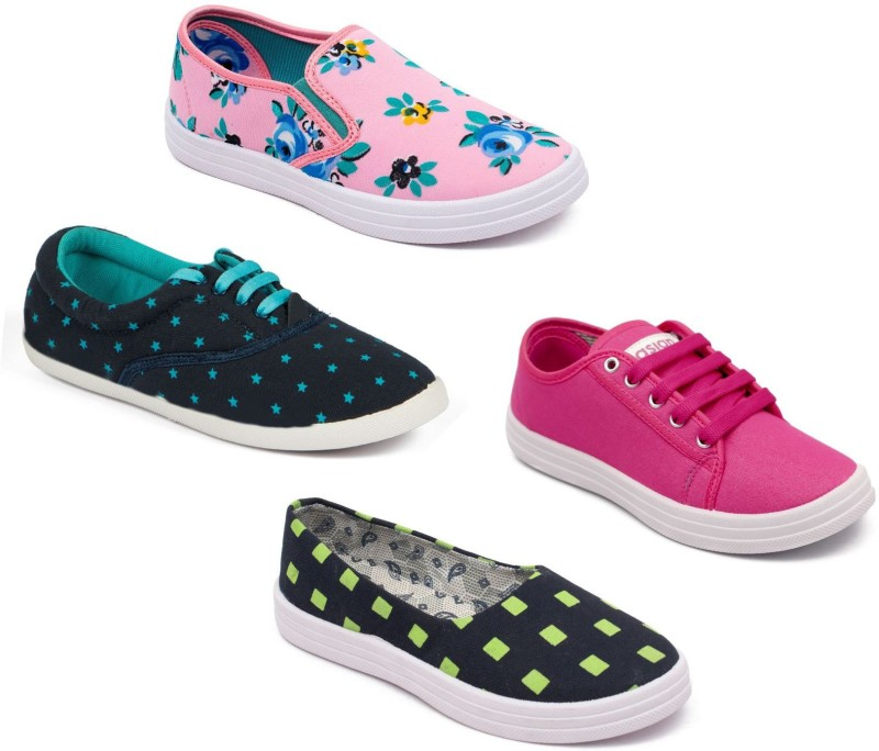 ASIAN Casual shoes,Running shoes,Walking shoes,Loafers,Sneakers,Traning shoes,Gym shoes. Sneakers For Women(Multicolor)