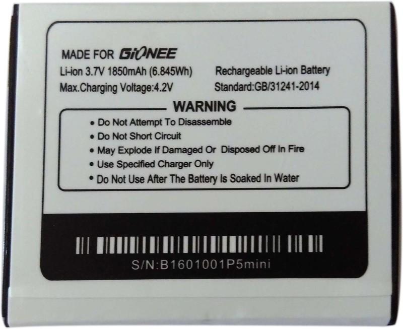 Gionee Mobile Battery For  GIONEE Gionee P5 Mini 1850 mAh