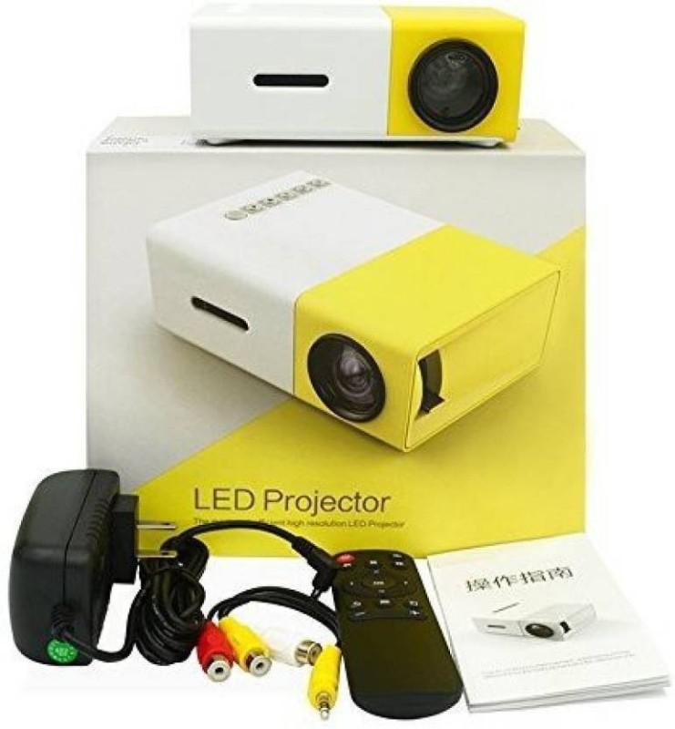 Like Star INI-Pro YG300 Portable Projector(Multicolor)