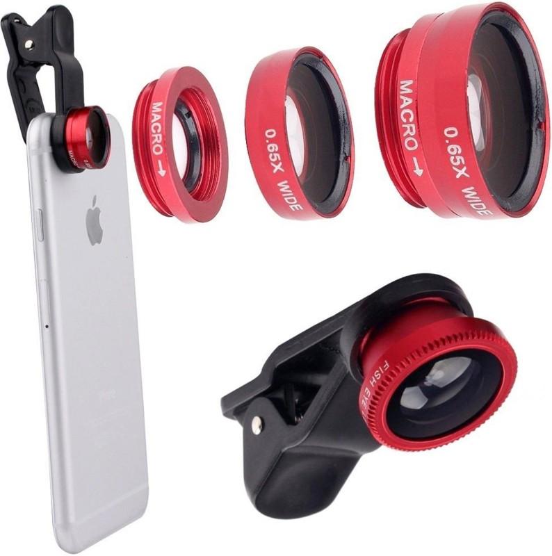 SCORIA 3 in 1 Lens Kit Clip Mobile Phone Lens