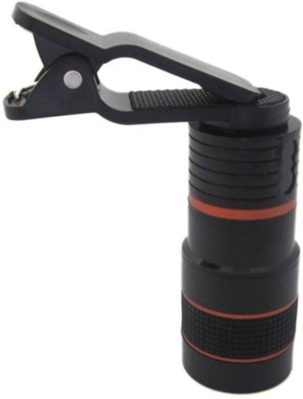 BERRIN 8X Zoom Mobile Phone Telescope Lens with Adjustable Clip For All Smartphone Mobile Phone Lens