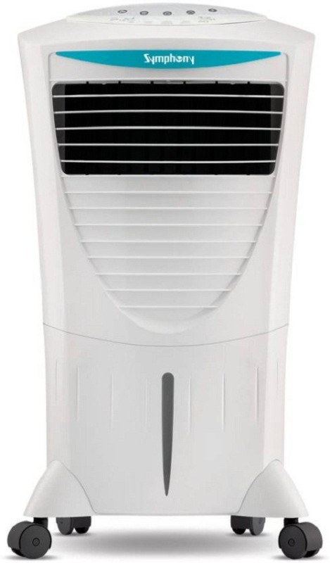 SYMPHONY 31 L Room/Personal Air Cooler(White, HICOOL 31)
