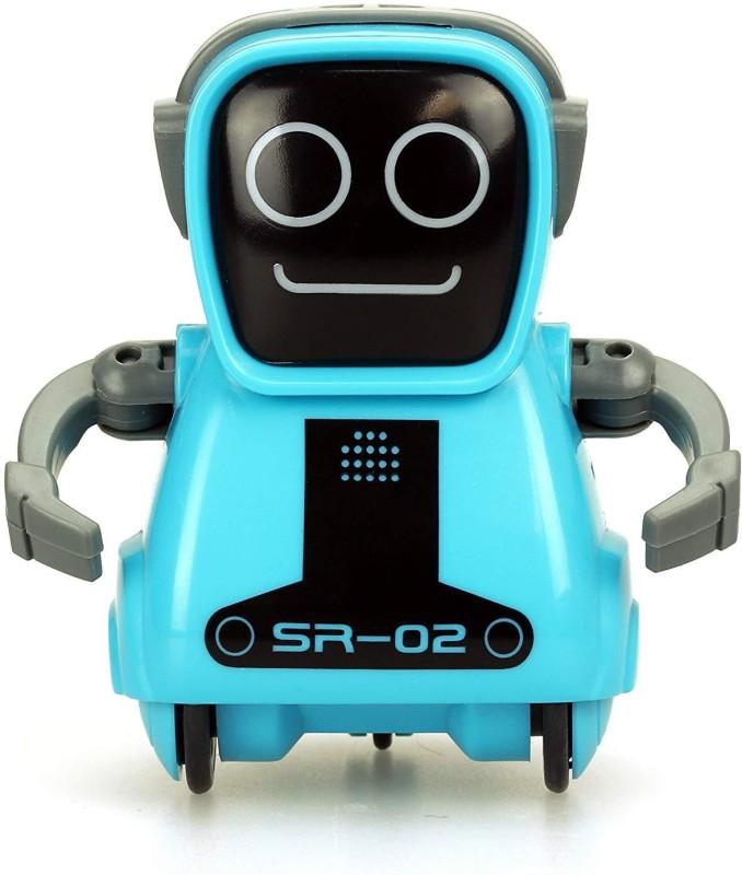 Silverlit Bluetooth Robot Pokibot - Whacky(White)