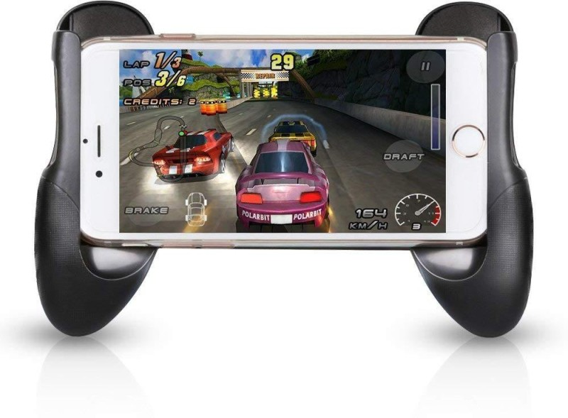 BeFunky Phone Controller Holder Phone [Gamepad] Joystick with Heat Dispassion Design Mobile Holder