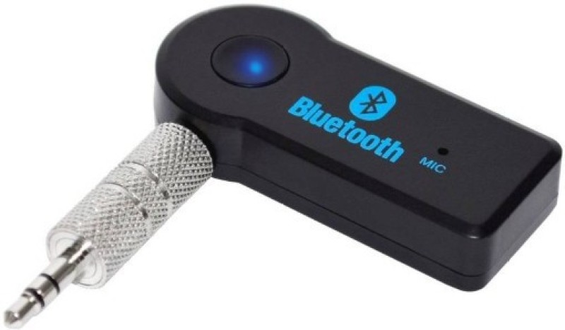 HOC v4.1 Car Bluetooth Device with Audio Receiver, Transmitter, 3.5mm Connector(Multicolor)
