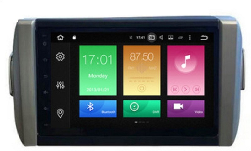 DealT Android Smart 10.1 inches Touch Screen Car Stereo(Double Din)