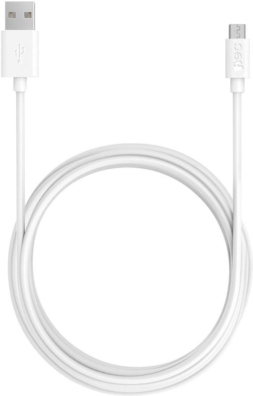 MAK RedmiNote4 Micro 1.2 m Micro USB Cable(Compatible with Redmi Note 4, White, One Cable)