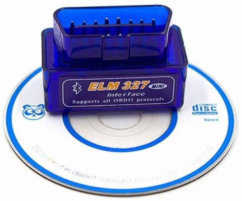 TECHNO Torque SuperMini ELM 327 v2.1 Bluetooth EOBD 2 CAN-BUS OBD2 Car OBD Reader(Yes)
