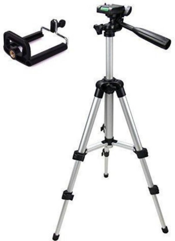 lifemusic Tripod Tripod(Multicolor, Supports Up to 1500)