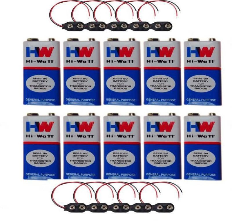 Gadget Deals Mobile Battery For Electronic Toys, Clocks, Walkie-Talkies, Smoke Alarms, Handheld Test Equipment, Digital Instruments, Transistor Radios Alternative Energy Electronic Hobby Kit