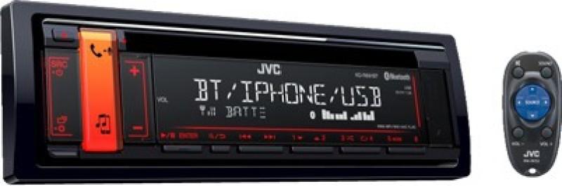 JVC 223516R891A Car Stereo(Single Din)