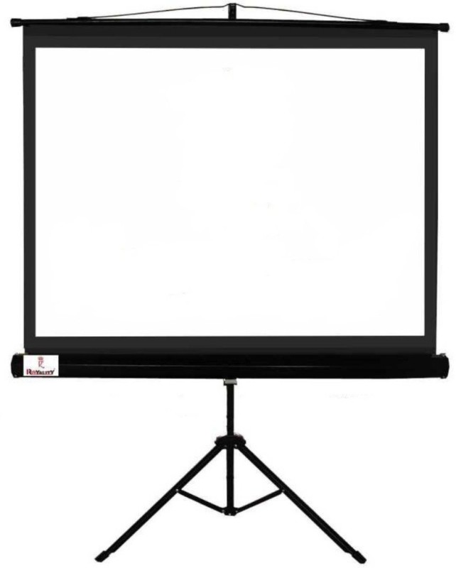 Royality projector screen for home cinema 03 Projector Screen (Width 115.5 cm x 44.5 cm Height)