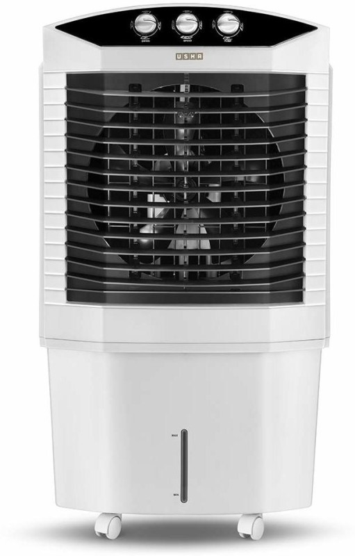 Usha 90 L Desert Air Cooler(White, Dynamo 90DD1)