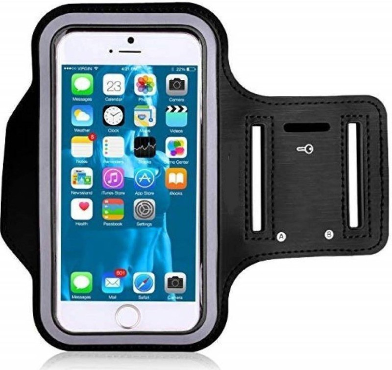 Flavo Arm Band Case for smartphones(Black)