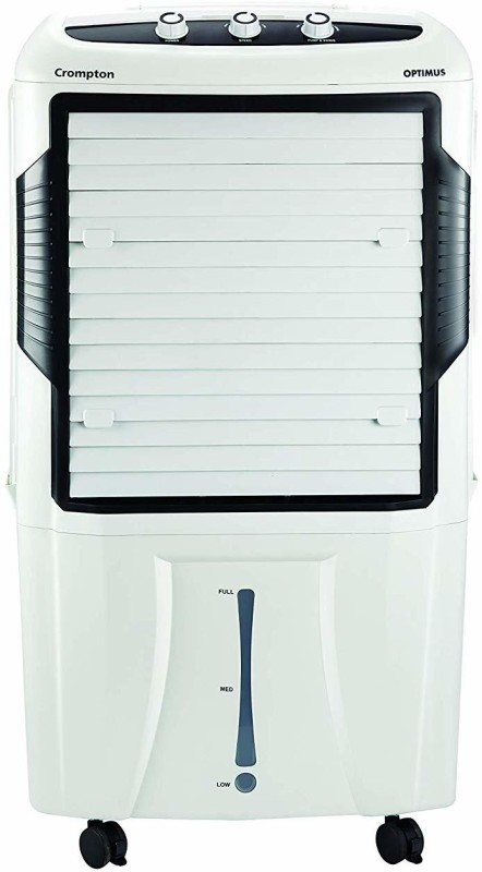 Crompton 100 L Desert Air Cooler(White, Optimus 100-Litre Desert Cooler)