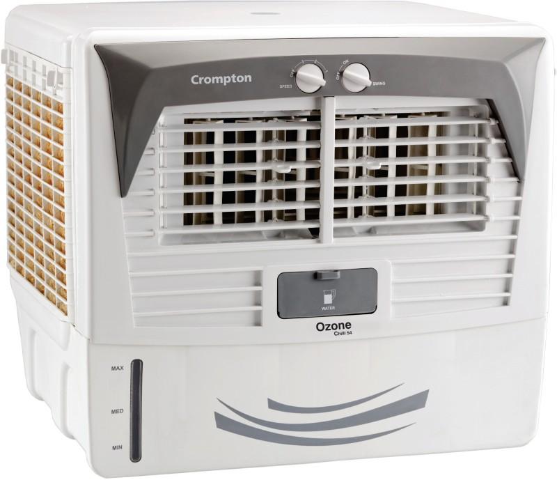 Crompton 54 L Window Air Cooler(White, Grey, Ozone Chill)