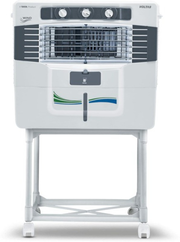 Voltas 50 L Window Air Cooler(White, WIND-50)
