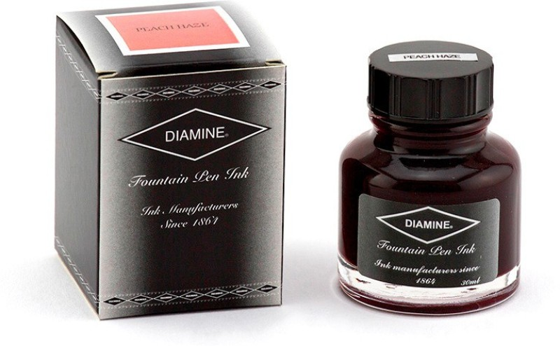 Diamine PEACH HAZE 30 ML Ink Bottle