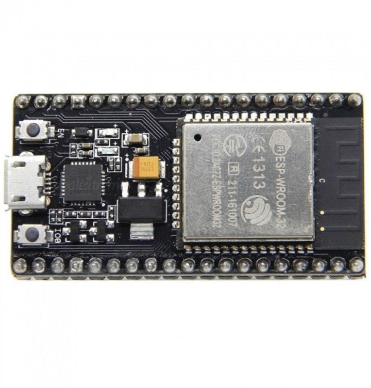 Technical Hut ESP32 WIFI+Bluetooth Development Board Ultra Low Power Fast Operation Best for IOT and Automation Micro Controller Board Electronic Hobby Kit