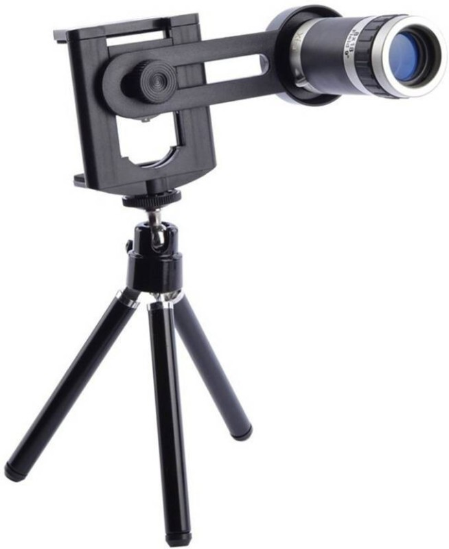 Junaldo 8X Zoom lens with tripod for mobile phone and tablets 8 times more zooming Mobile Phone Lens