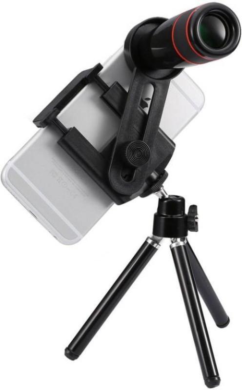 Junaldo 8X Mobile phone zoom lens with tripod for Mobile phone Mobile Phone Lens