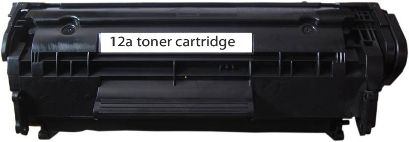 KAVYA 12A Toner Cartridge Q2612AToner Cartridge Black Ink Cartridge