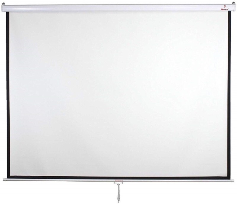 Royality Autolock Imported Projector Screen Multicolour Projector Screen (Width 304 cm x 243 cm Height)