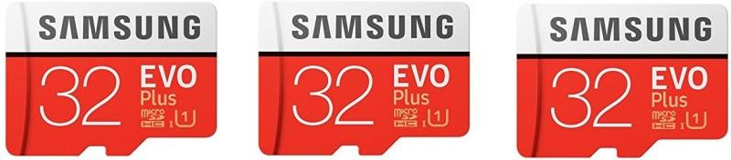 Samsung 32 gb memory card combo 32 GB MicroSDHC Class 10 85 MB/s  Memory Card