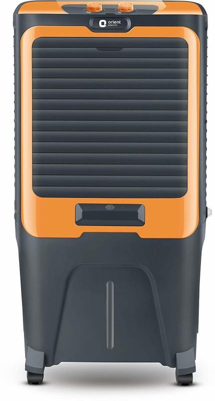 Orient Electric 50 L Desert Air Cooler(Orange, Grey, ULTIMO 50)