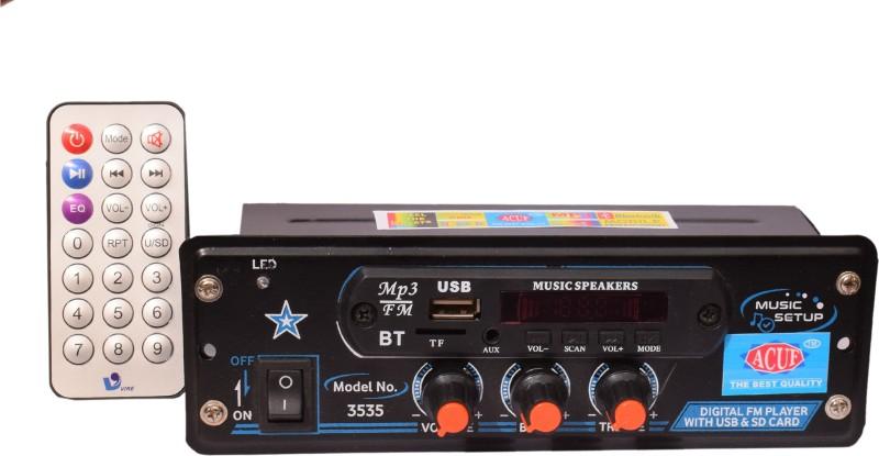 Acuf Mp3 Car Stereo Car Stereo(Double Din)
