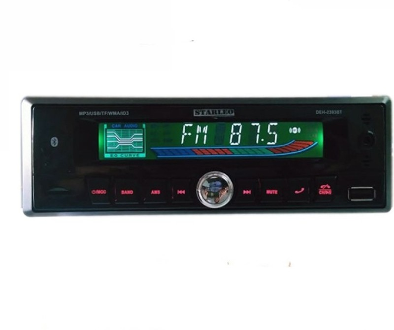starleo Slx-2393bt Car Stereo(Single Din)