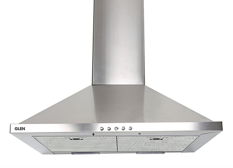 GLEN �CH6075X60X750BF Wall Mounted Chimney(Stainless Steel 750 CMH)