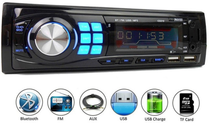 Songbird sb3016 Car Stereo(Single Din)