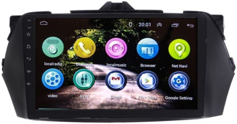 Cave RJ-156 Car Stereo(Double Din)
