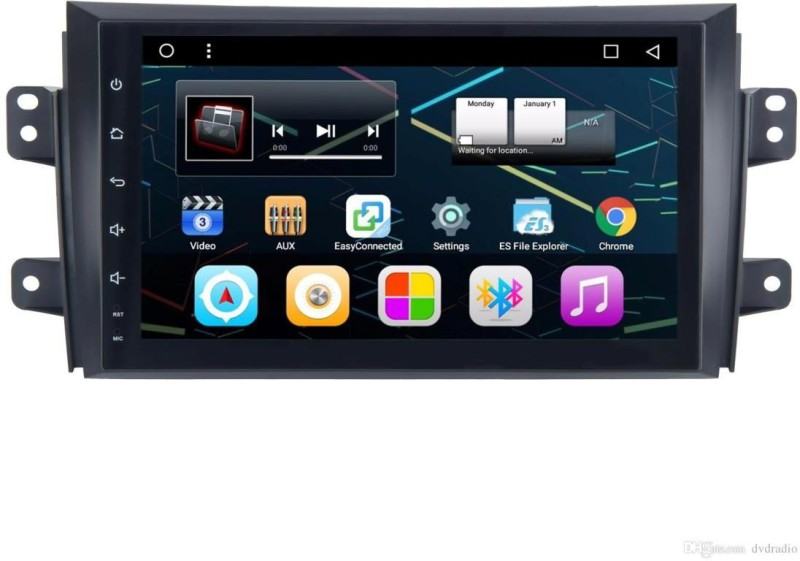 Cave RJ-157 Car Stereo(Double Din)