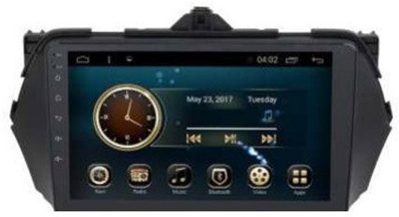 Cave RJ-156_1 Car Stereo(Double Din)