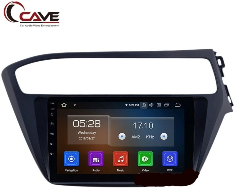 Cave RJ-166 (T3 Solution) Car Stereo(Double Din)