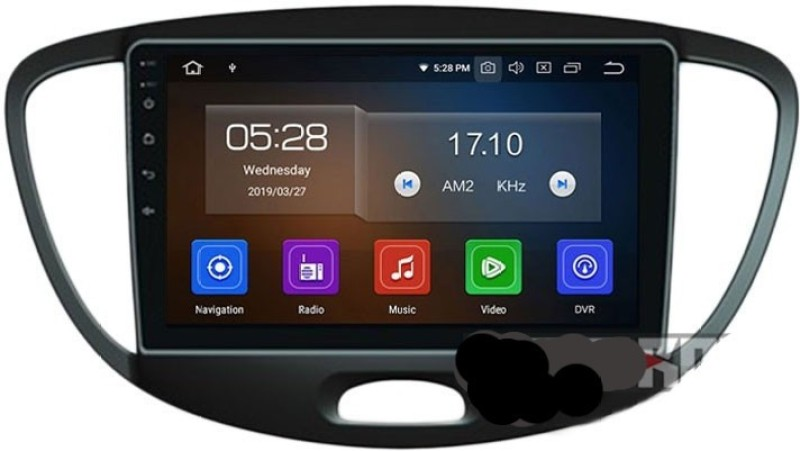 Cave RJ-168 Car Stereo(Double Din)