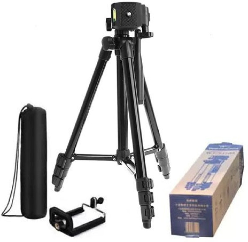 BUY SURETY 31 Tripod(Black, Supports Up to 1500 g)