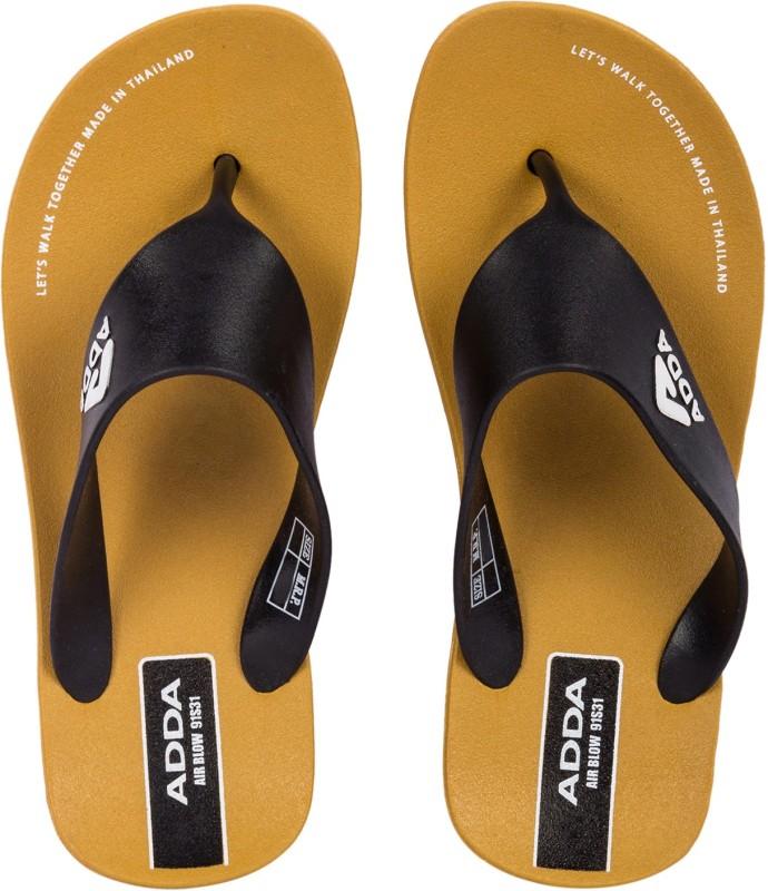 Adda Slippers(Black 5)