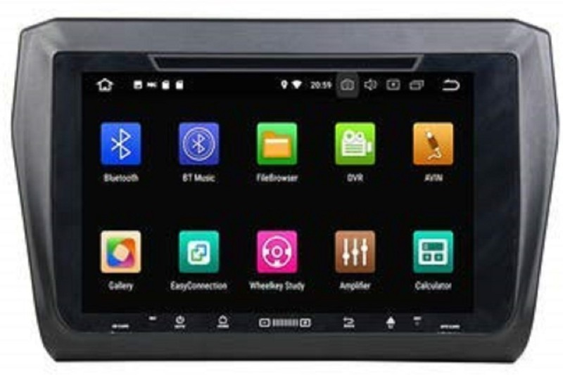 AUTO SNAP Car Swift Android Car Stereo(Double Din)