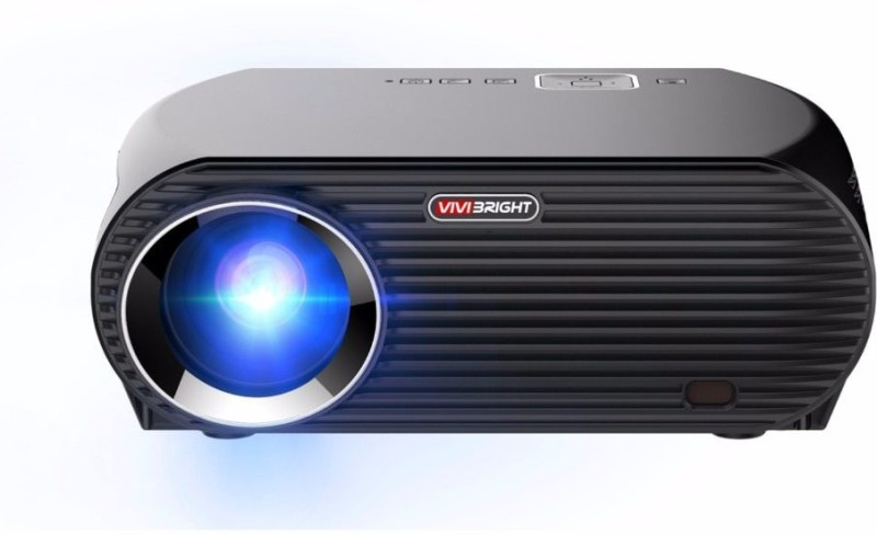 XElectron GP100UP Android 6.0 3500 Lumens Portable Projector(Black)