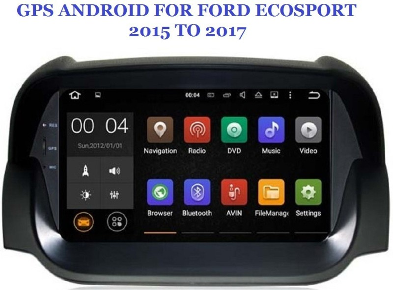 DealT GPS ANDROID 9 INCH DISPLAY WITH 3 GB RAM 16 GB ROM Car Stereo(Double Din)