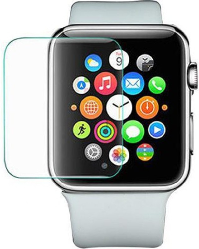 BABBU MOBILE Impossible Screen Guard for Apple Iwatch 42 Mm(Pack of 1)