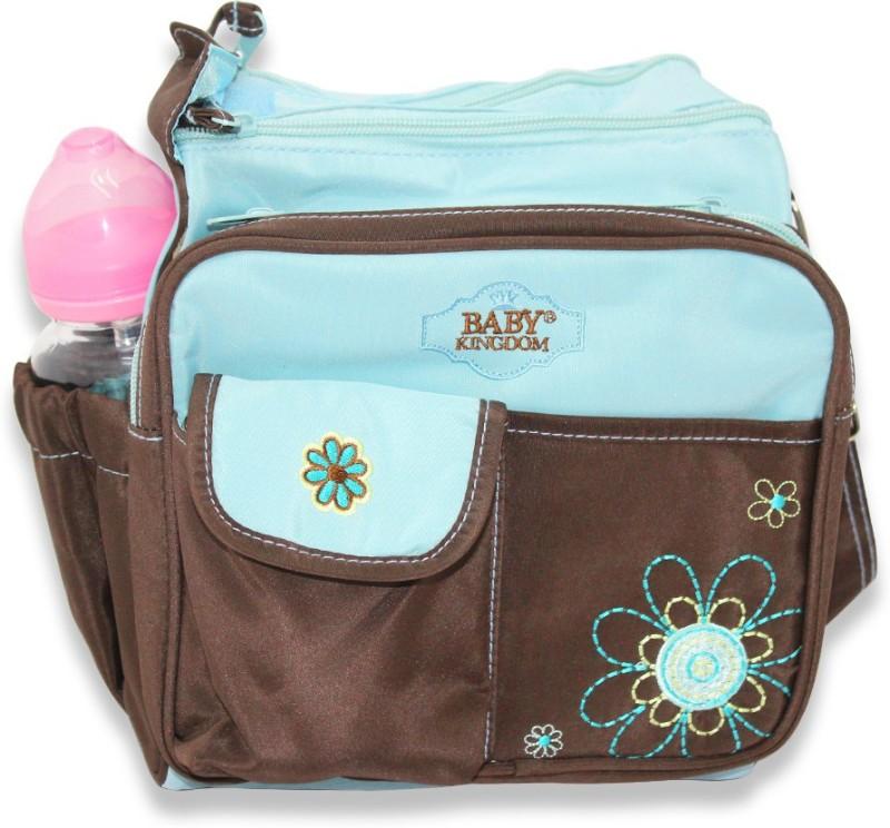Little Kids New Born Baby Nursing Polyester Diaper Bag Diaper Bag(Multicolor)