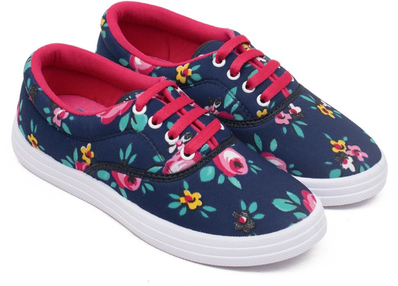 ASIAN Sneakers For Women(Blue, Pink)