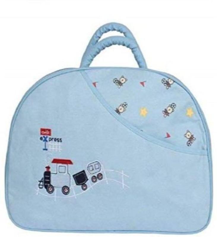 Teeny Weeny Multi Purpose Messenger Diaper Bag(Blue)