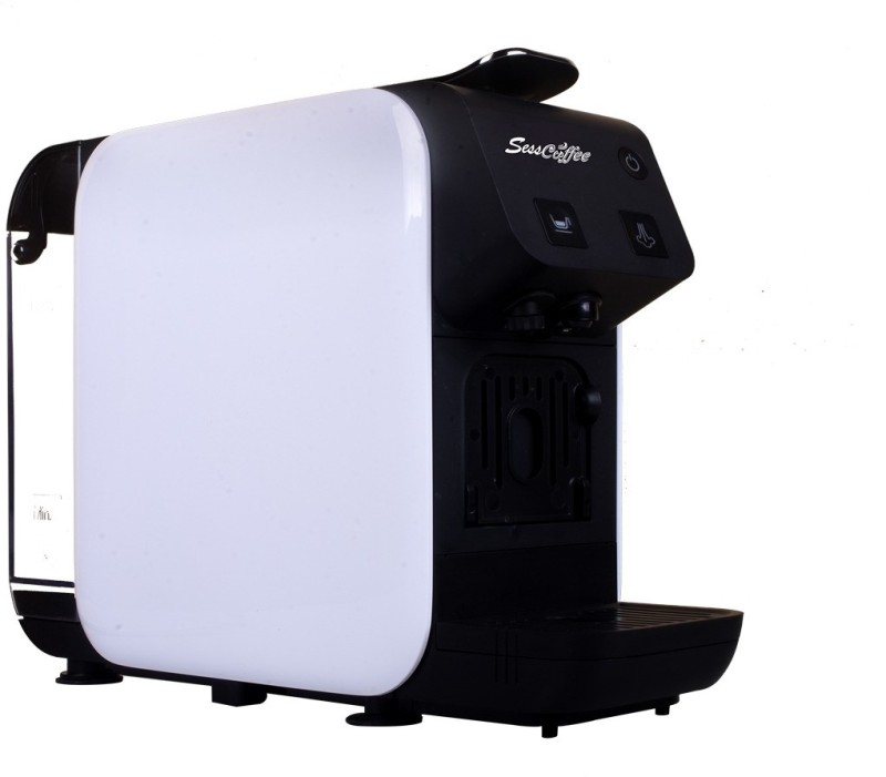 sesscoffee DHYJ-547 10 Cups Coffee Maker(White, Black)