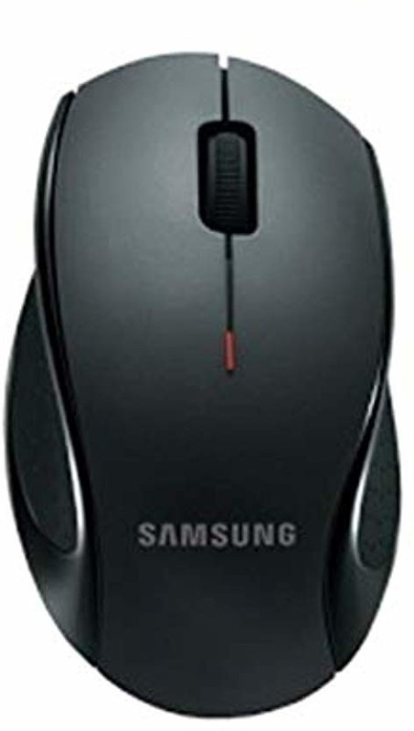 Samsung Wireless Mouse Wired Optical Mouse(USB 2.0, Black)