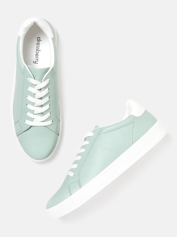 Dressberry Women Sneakers Sneakers For Women(Green)